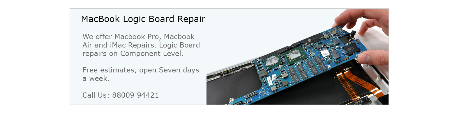 macbook pro motherboard repair, logic board repair